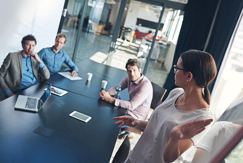 InData | Geschäftsprozessoptimierung